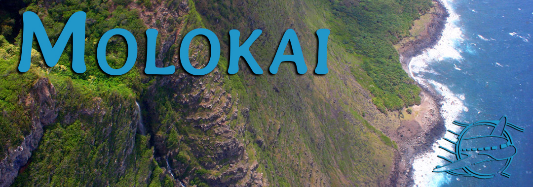 Travel to Molokai